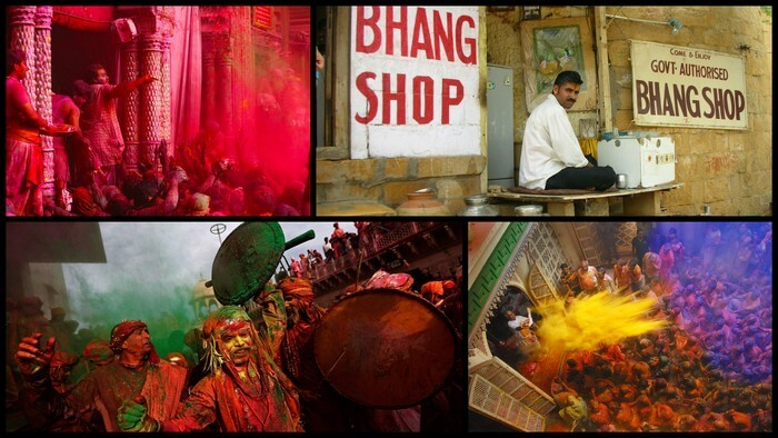 Things to do while celebration Holi in Mathura