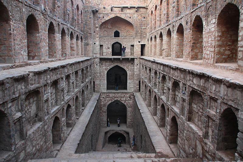 Agrasen ki Baoli in Delhi