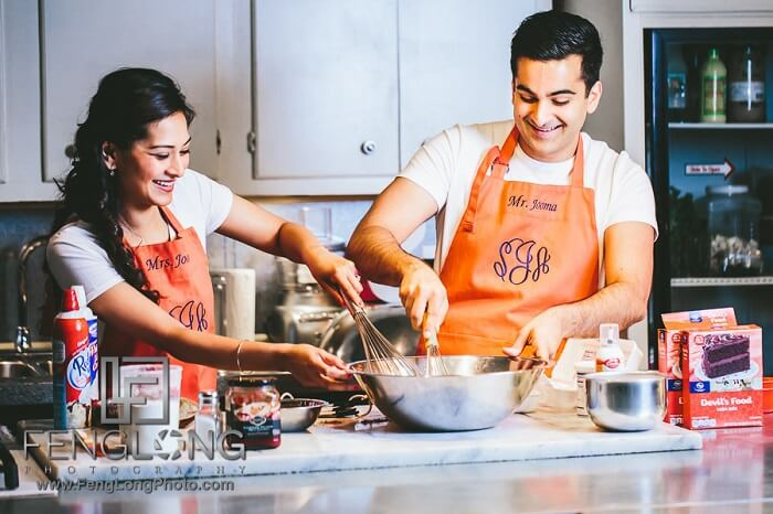enjoy a couple cooking session at the slurp studio, one of the most romantic places in bangalore