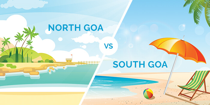 North Goa vs South Goa