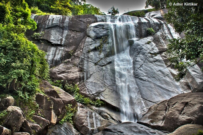 The stunning Telaga Tujuh Waterfall that is among the best places to see in Langkawi