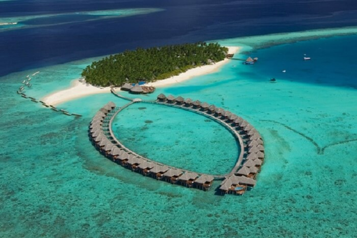 10 pristine places to visit in maldives the banana shaped banana reef is among best places to visit in maldives publicscrutiny Gallery
