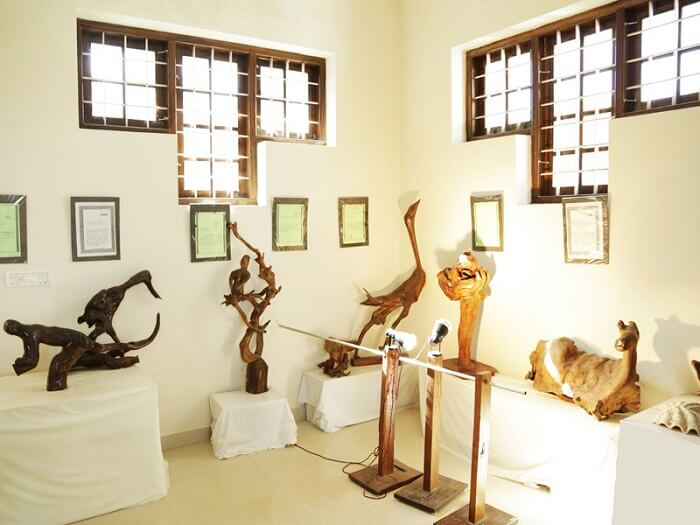 Bay Island Driftwood Museum is one of the best museums in Kottayam