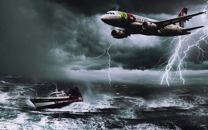 Bermuda Triangle – Deathbed to ships and aircrafts for centuries