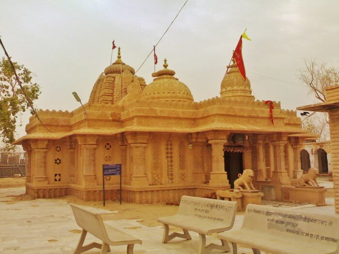 The temple of Dadhimati is one of the most spiritual places to visit in Pushkar