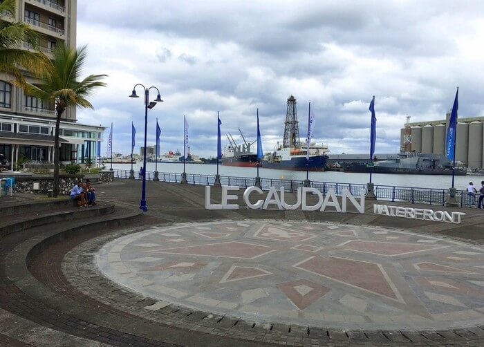 Le Caudan - The Waterfront in Mauritius