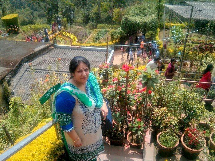 Scenery in Cochin