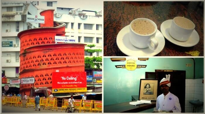 Indian Coffee house and its amazing filter coffee