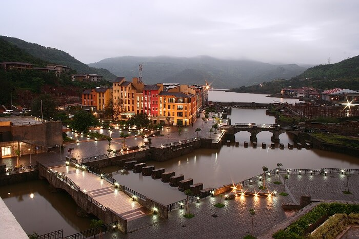 The beauty of man-made Lavasa is at par with many other romantic places near Pune