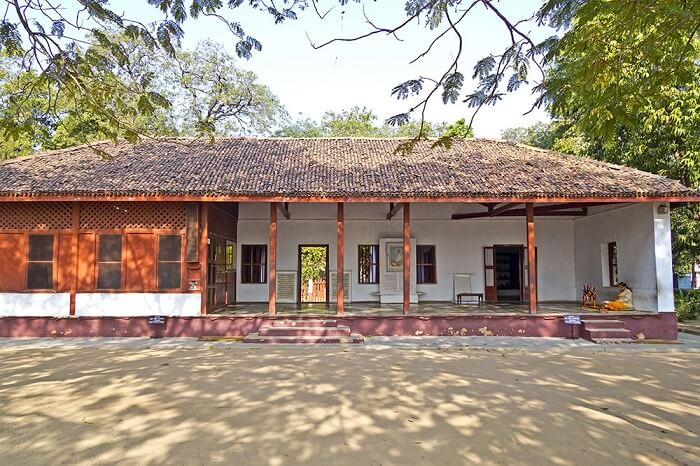 The tranquility and calmness of Sabarmati Ashram in Ahmedabad is unmatched