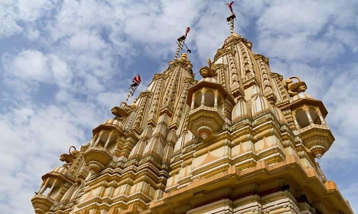 Swaminarayan Temple in Ahmedabad is magnificent in its architecture