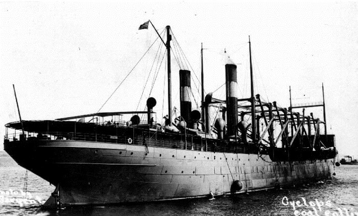 The beast of USS Cyclops proved to be nothing in front of abomination of Bermuda Triangle