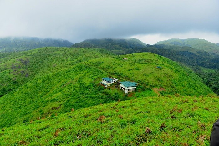Vagamon is a beautiful hill station in Kottayam near Kumarakom