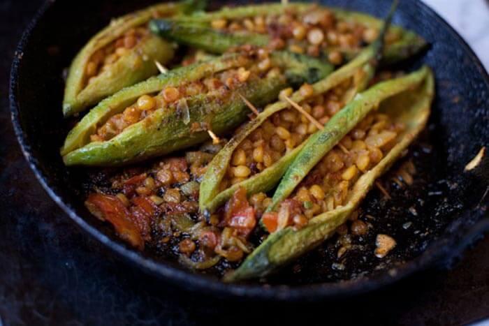 Asian vegan cuisine at Mono Bar in Glasgow