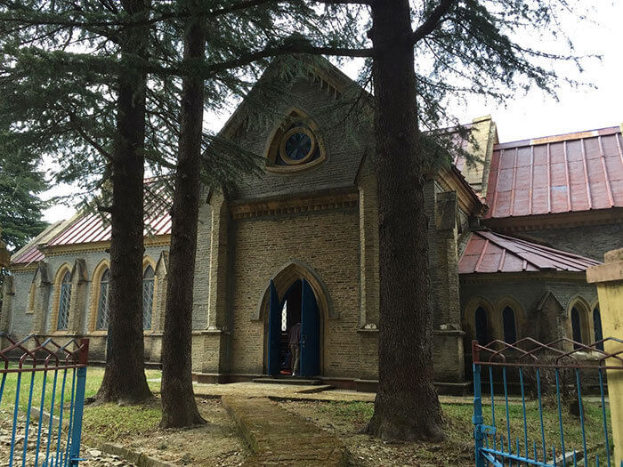 St. Francis Catholic Church in Dalhousie