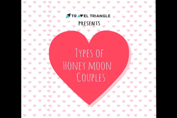 types of honeymoon couples