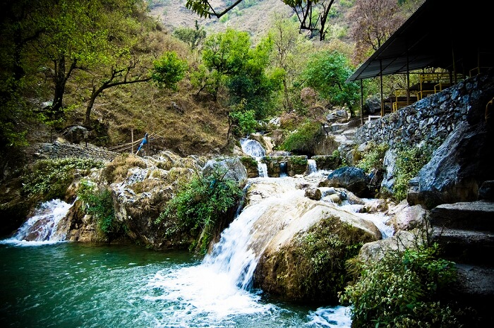 Jharipani Falls is among the most quaint places to visit in Mussoorie