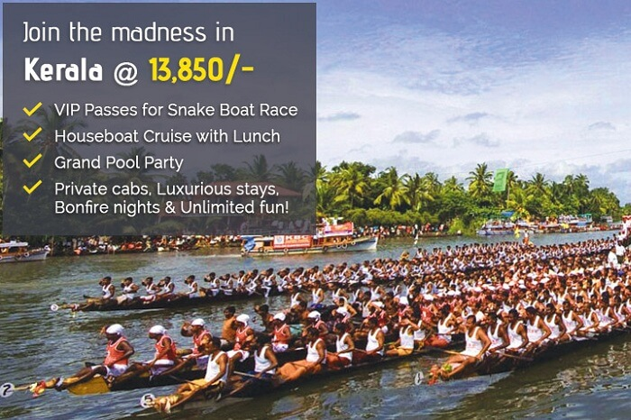 Details of the Nehru Boat Race In Alappuzha