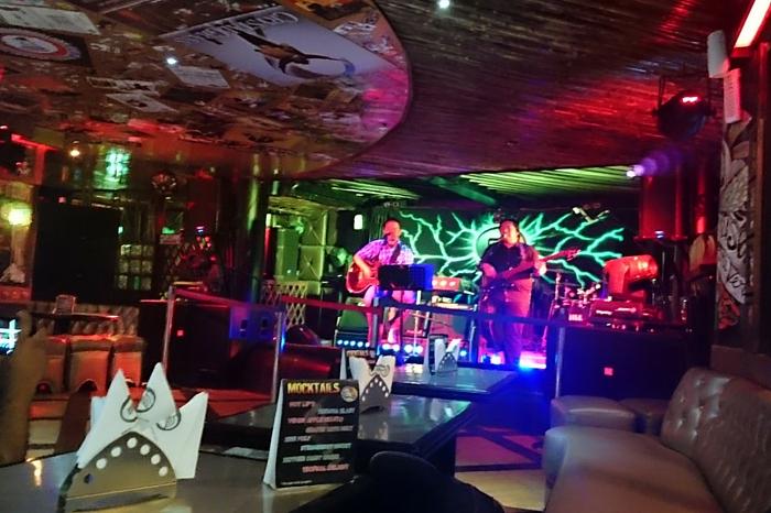 Forever happening Cafe Live & Loud