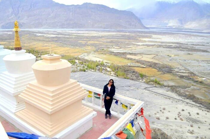 One of the places to see in Ladakh