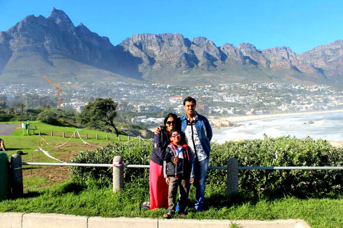 Picturesque Camps Bay