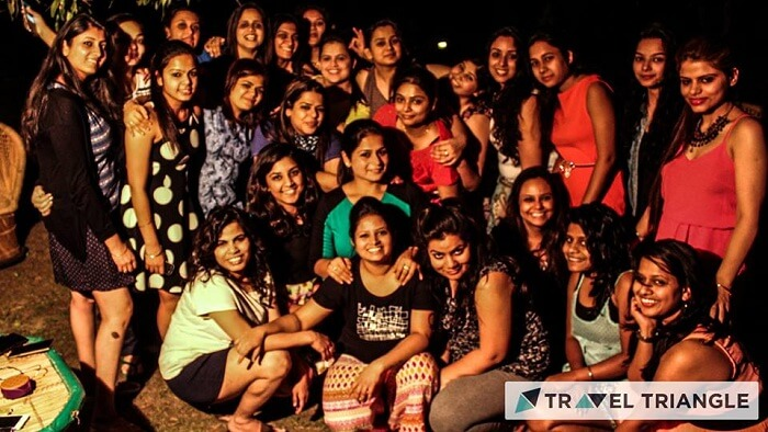All girls trip to Jim Corbett