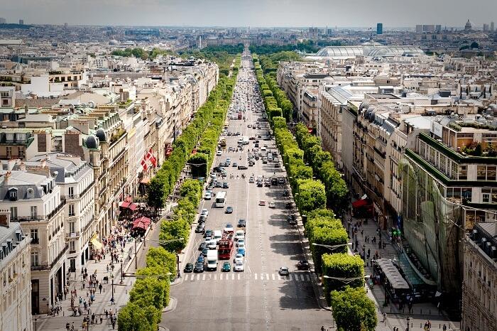 Champs-Élysées