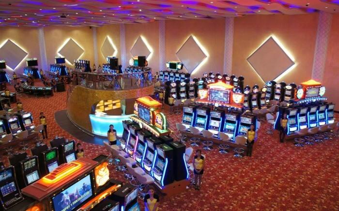 Casinos in Poipet