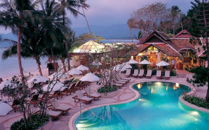 Chaweng Regent is among the best resorts in Koh Samui