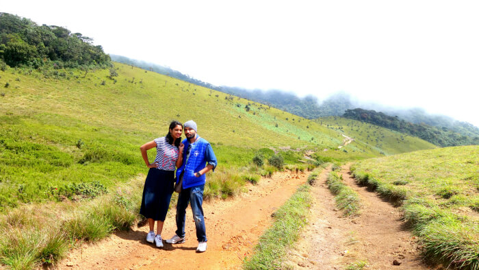 A scenic trail in Horton Plains