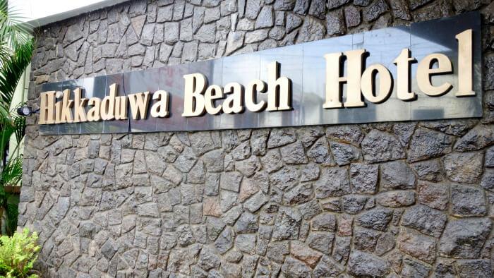 Luxurious Beach Resort