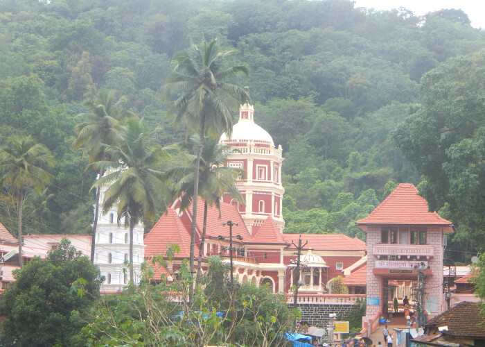 Visit to Shantadurga Temple in South Goa