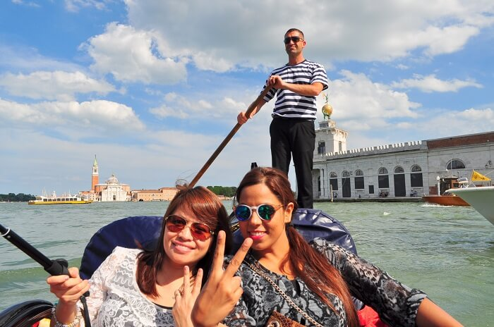 Gondola Tour in Venice