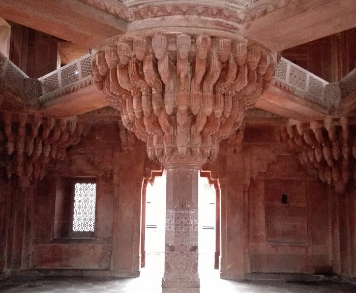 Beauty of Fatehpur Sikri