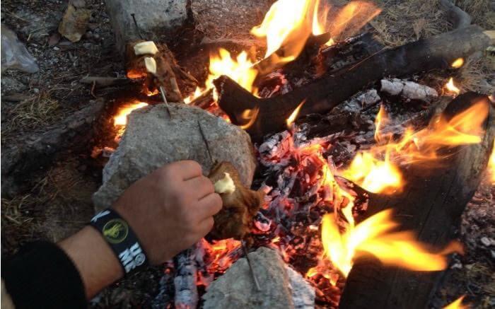 Enjoy camping in Lansdowne