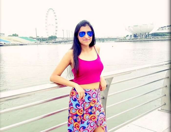 Srishti at Garden by the bay