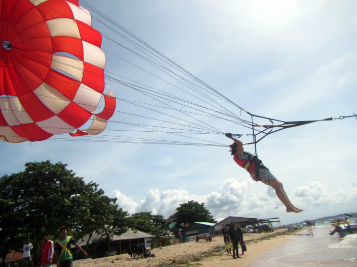 Fun and Adventure in Nusa Dua