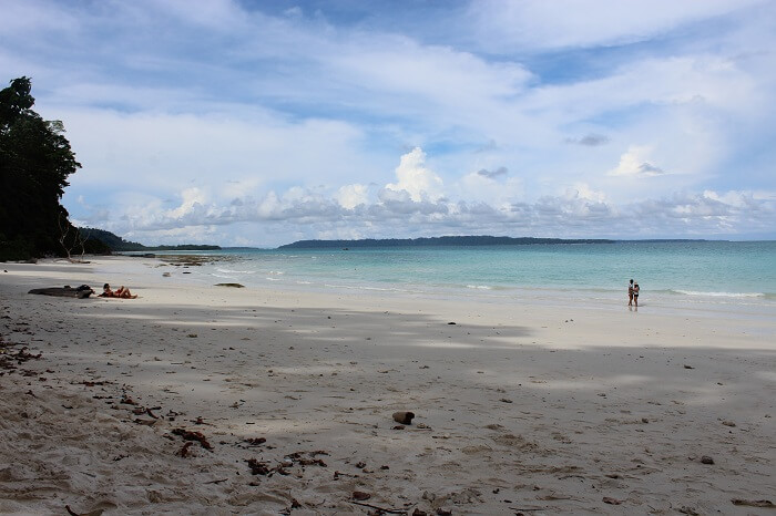 Exploring Beaches in Havelock Island