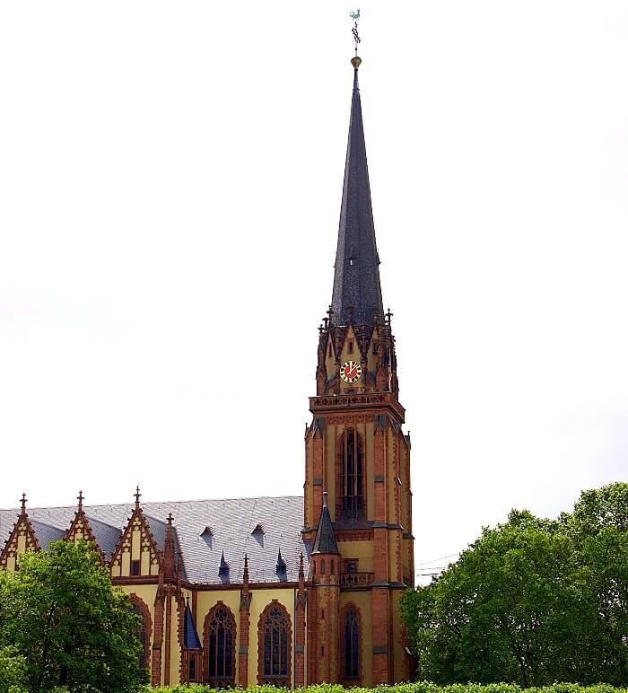 City Tour of Frankfurt