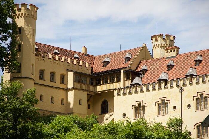 Visting historic castles in Bavaria