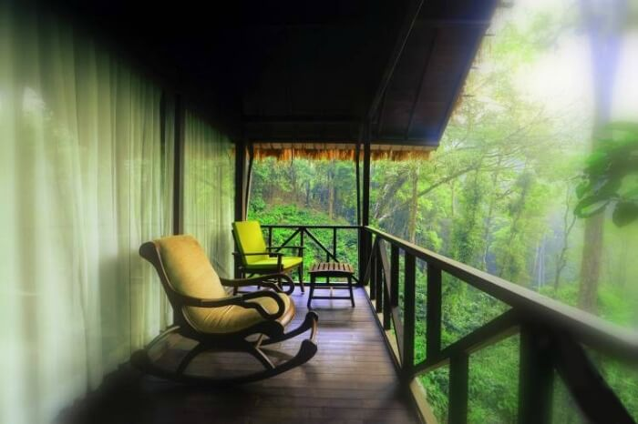 Spend the monsoons at the Meriyanda Nature lodge in Coorg