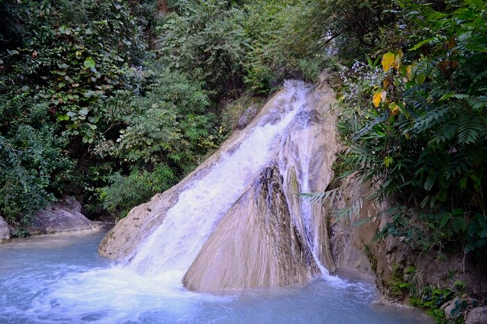 The waterfall at Neer Garh is also a popular tourist attraction of Rishikesh.