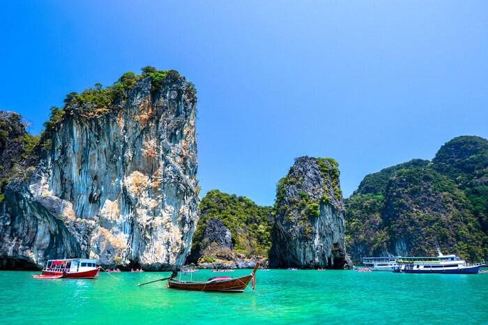 Awe-inspiring beauty of Phuket Island