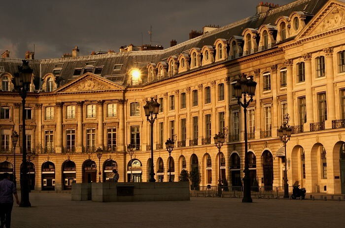 Place vendome france