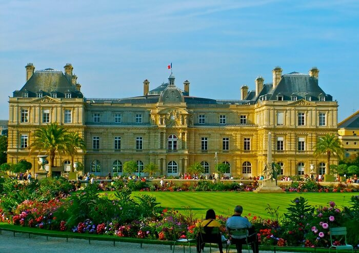 Quartier Latin - Luxembourg Park is must see tourist attraction in Paris