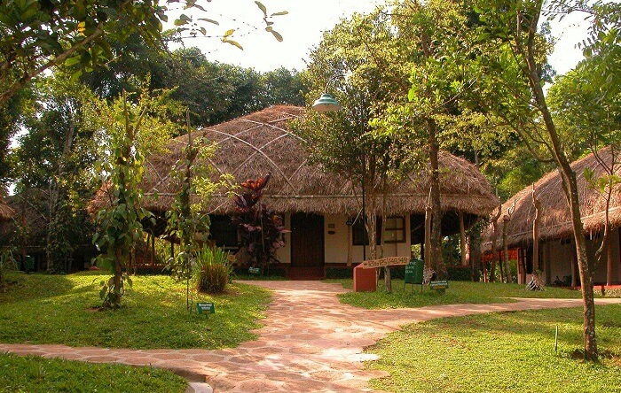 Spice Village is one of the best resorts in Thekkady
