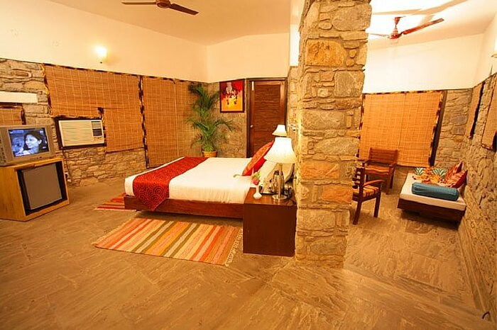 Interior view of Country Inn Corbett