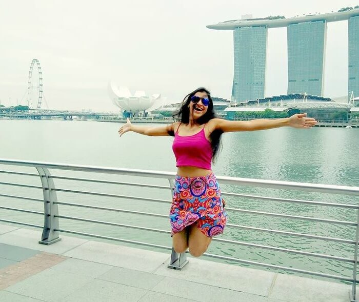 Amazing Fun On An All Women Trip To Singapore