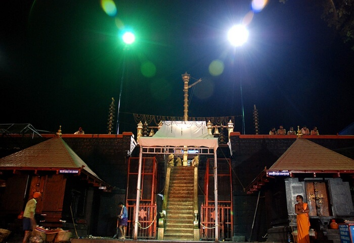 The Mysterious Sabarimala Temple
