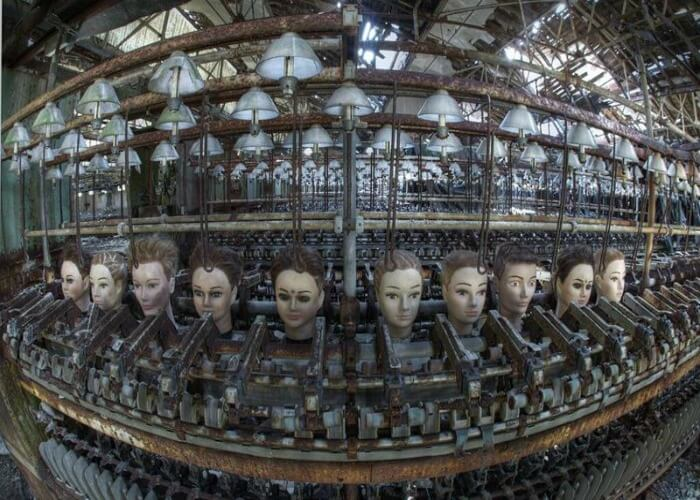 Spooky Doll Factory